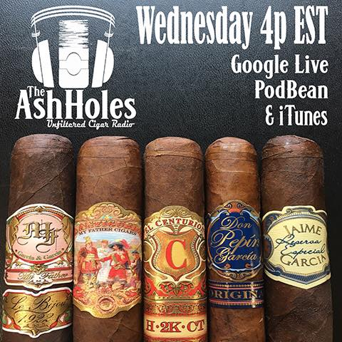 Episode #21 – My Father Cigars With Special Guest Jeremy Soares