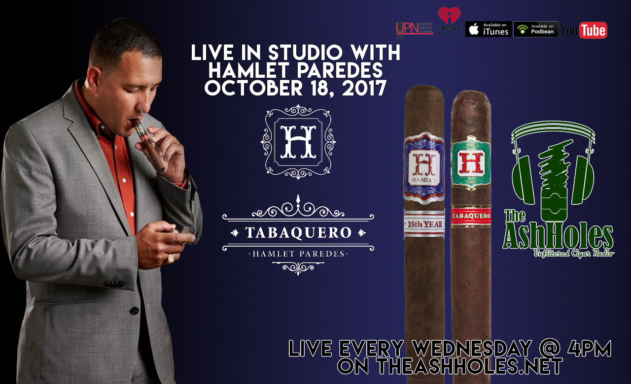 Hamlet Paredes Joins The Ash Holes Live In Studio