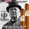 Celebrating Winston Churchill's 143rd Birthday