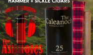Lighting Up Caleanoch 25 With Erik Wentworth of Hammer + Sickle Cigars