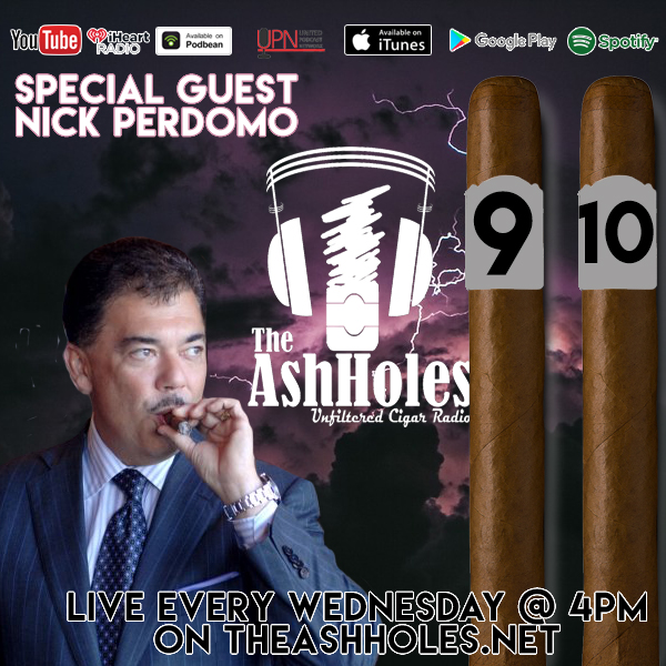 Nick Perdomo Joins The Ash Holes – Blind Taste #9 vs #10