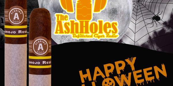 The Ashholes Smoke the Aladino Corojo Reserva