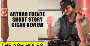 Arturo Fuente Short Story Cigar Review