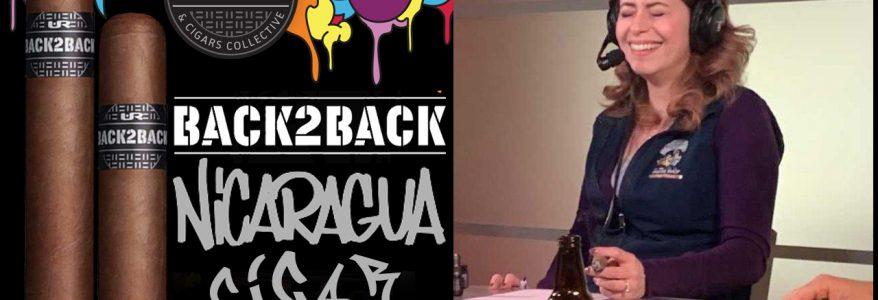 Back2Back Nicaragua Robusto Cigar Review