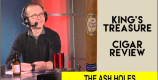 King's Treasure Cigar Review